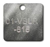 ETCHED VALVE TAGS