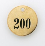 PREMIUM PRE-NUMBERED TAGS