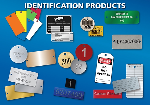 The Tag Place - Tags, Labels, ID and Custom identification