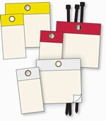 3 X 1.5 Self-Laminating Tag