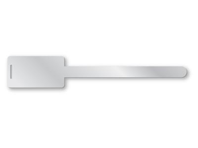Aluminum Slotted Ties